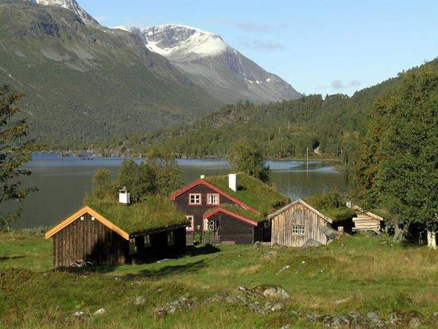 Onde se hospedar na Noruega