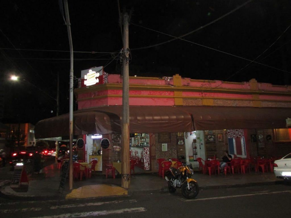 Bares em Ribeirão