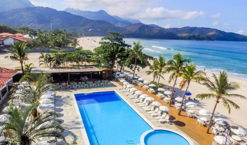 Hotéis no litoral norte paulista
