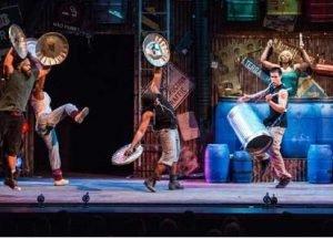 Stomp na Broadway