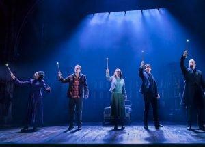 Harry Potter na Broadway