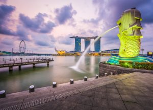 Conheça Singapura
