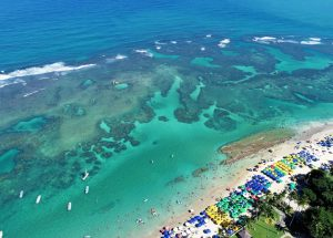A praia de Maracaipe (foto divulgação/Cristian Lourenço)