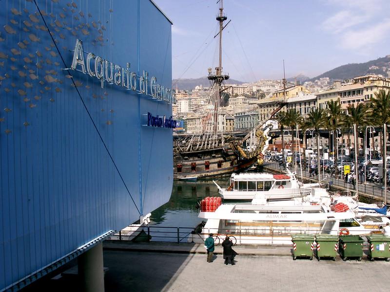 O que fazer em Gênova