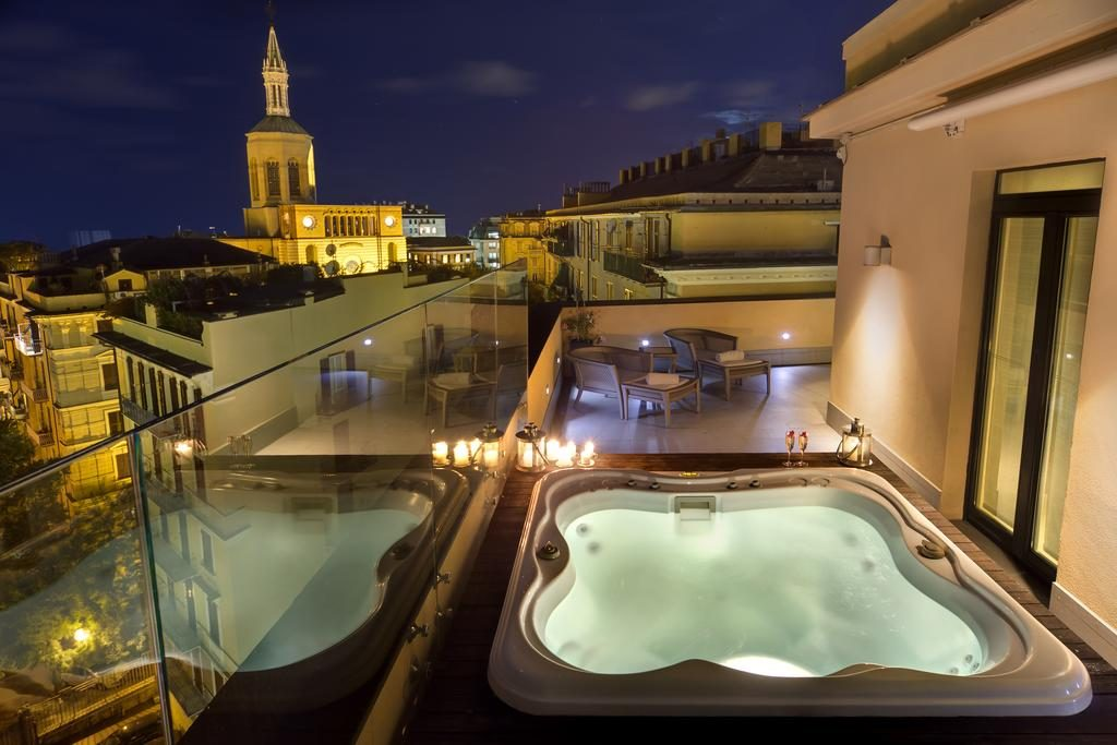 Hotéis em Gênova