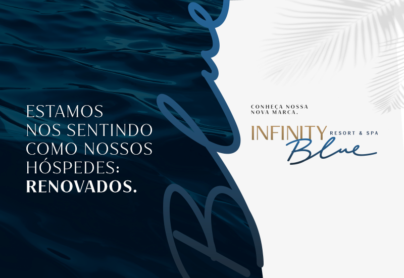 Infinity Blue lança nova marca