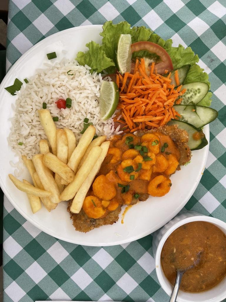 Gastronomia em Floripa