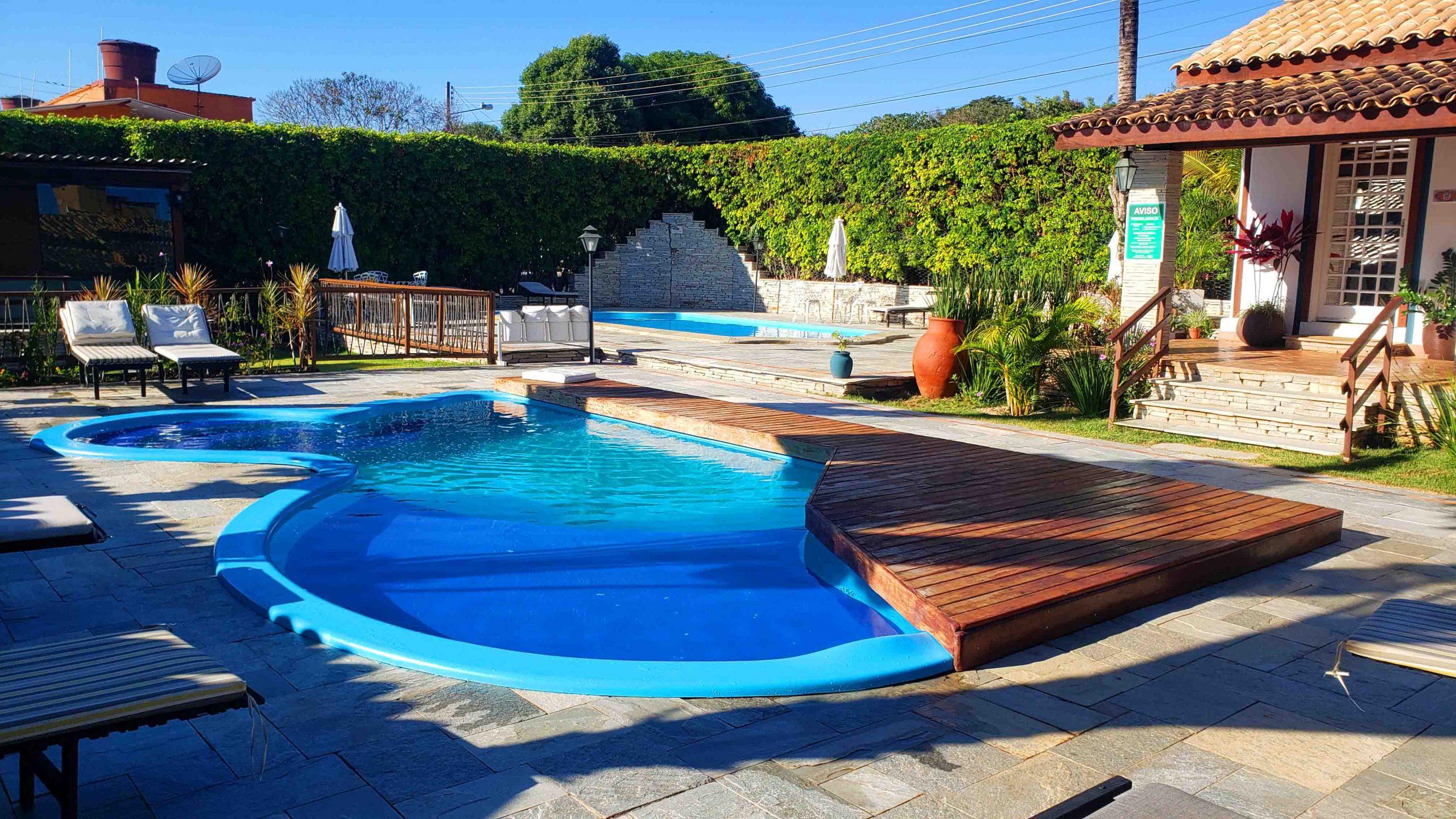 Onde ficar em Pirinópolis